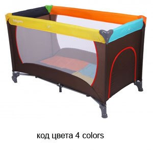 Baby Care, Манеж Arena4 colors